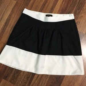 The Limited color block skirt